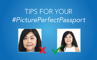 Tips for your picture perfect passport