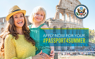 Get Your Passport for Summer Travel